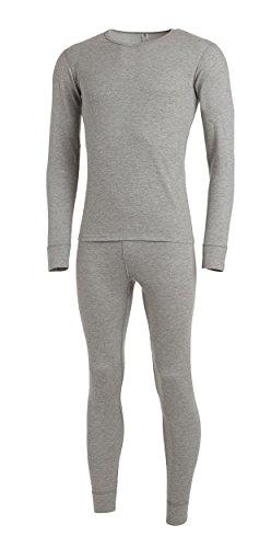 Medico Herren Sportunterwäsche Garnitur, Underwear, M, grau