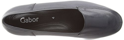 Gabor Friday, Ballerines femme Blue (Blue Leather)