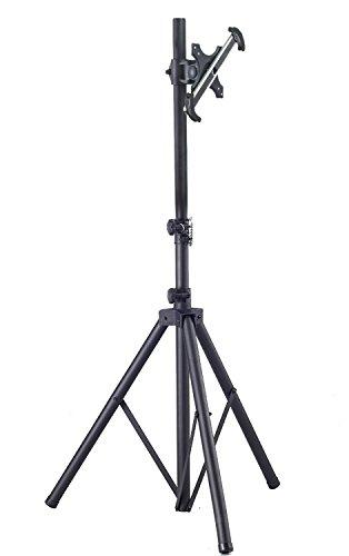 TR940 Tripod Stand + Single Tablet Mount w/VESA Bracket and Adjustable Holder for 8