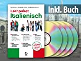 Lernpaket Italienisch (2 CD-ROMs, 1 Audio-CD, 1 MP3-CD + Buch)