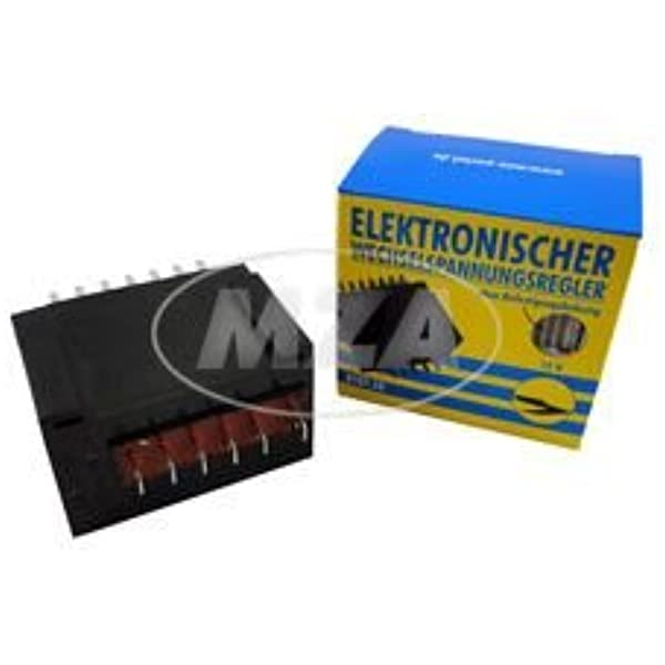 Ewr 8107 10 Elektronischer Wechselspannungsregler 12v 42w S51 1 S70 1 S53 S83 Auto