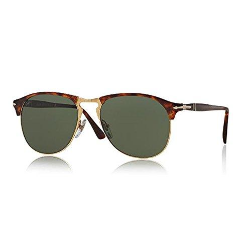 persol-0po8649s-gafas-de-sol-unisex-adulto-multicolor-gestell-havana-glaser-grau-24-31-medium