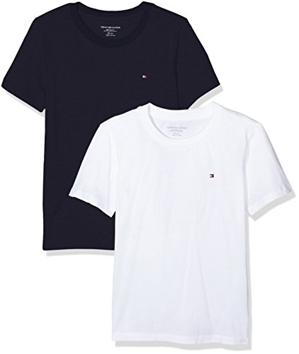 Tommy Hilfiger Boy's T-Shirt Pack of 2
