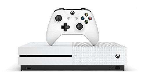 Microsoft Xbox One S 1TB - Fortnite Bundle (inkl. Fortnite: Battle Royale, EON Skin-Set und 2.000 V-Bucks)