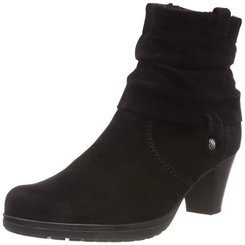 Gabor Shoes Damen Comfort Basic Stiefeletten, Schwarz(Nickif.) 21, 39 EU
