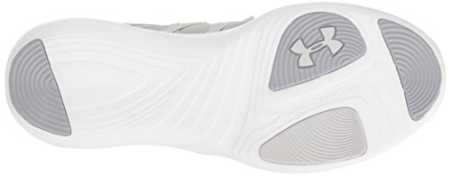 Under Armour - Dérapage Scarpa Street Precision Faible Sport Fitness Entraînement Gym Ua Grau