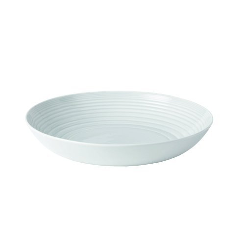 Gordon Ramsay China Maze Weiß Servierschale 30cm von Waterford Gordon Ramsay Maze