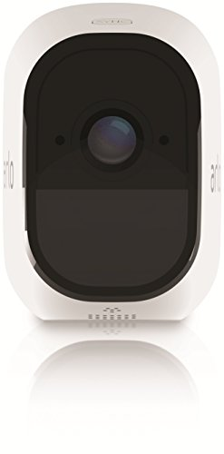 Netgear Arlo Pro VMS4230-100EUS wiederaufladbare Smart Home 2 HD-Überwachungs Kamera-Sicherheitssystem (100% kabellos - 2