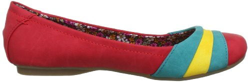 Xti 51658 Sp13, Ballerines fille Rouge (Rojo Red) X27)