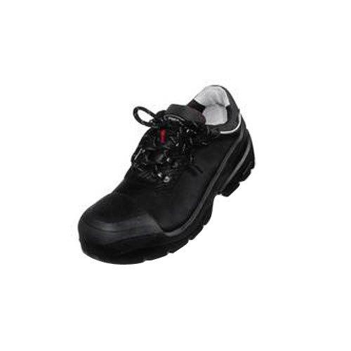 Uvex 8400243Low Schuh, S3, Quattro Pro, Größe 43, Schwarz schwarz