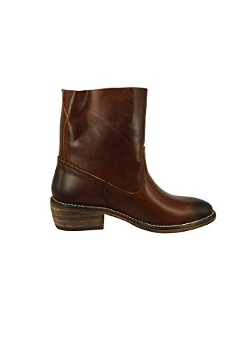 Levis Levis Stivale Boot Da Cowboy In Stile Occidentale Ginepro Marrone Braun 226800-777-28 Marrone