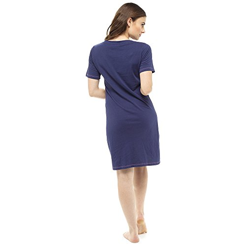 Get The Trend - Magliette -  donna NAVY TEA NIGHTIE