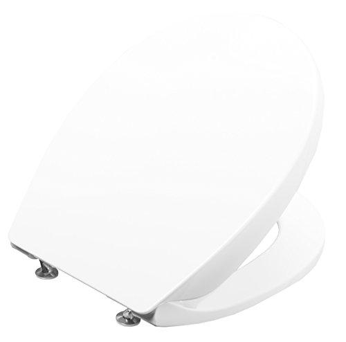 Pressalit Calmo WC-Sitz, 1 Stück, weiß, PRE556000