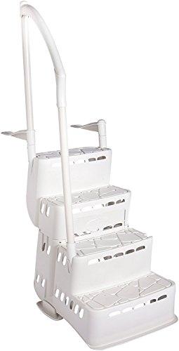 Steinbach PVC Komfort 2 Einbautreppe, 4-stufig, 65 x 96 x 210 cm, 018050 -