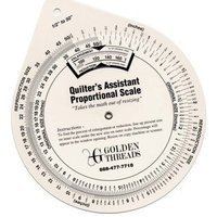 Ast-thread (Golden Threads Quilters Ast Proportional Scale by Golden Threads)