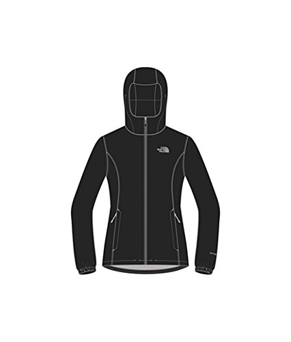 The North Face Damen W QUEST INSULATED JACKET Thermojacke W QUEST INSULATED JACKET, Schwarz (Tnf Black), M - 4