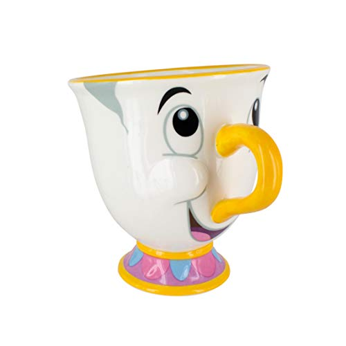 Disney teiera e tazza, porcellana, multi-colour, standard