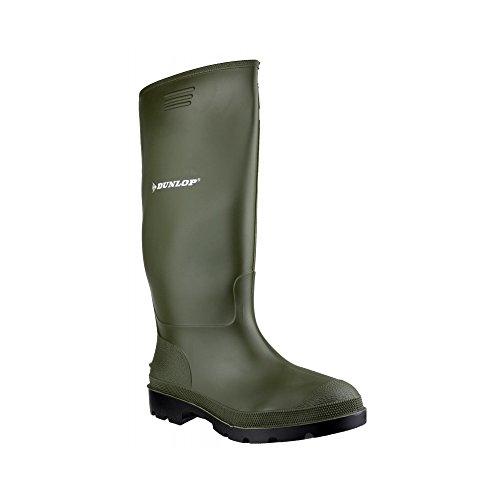 <span class='b_prefix'></span> Mx974A Dunlop Mens Festival Wellies Wellington Rain Snow Boots Size Uk 7 8 9 10 11 12