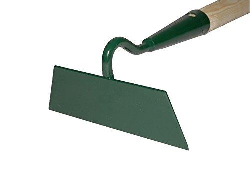 Hacke 16 cm breit Gartenhacke Grubber Kralle Harke mit Stiel 110 cm