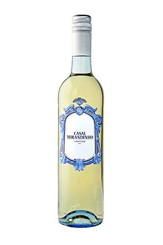 Casal Mirandinho Vinho Verde Branco Weißwein - Arinto, Trajadura, Loureiro Trocken (1 x 0,75l)