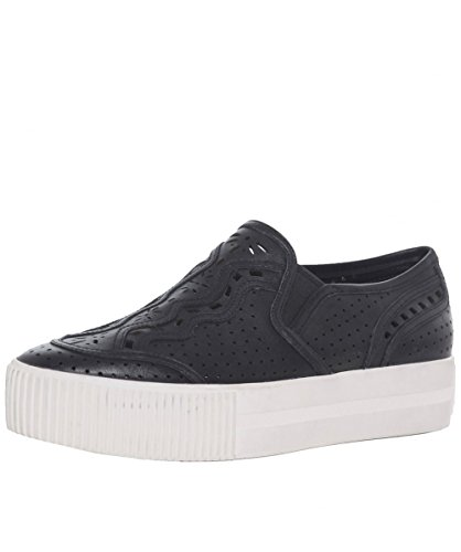 Ash Damen Kingston Slip-On-Trainer Schwarz Schwarz
