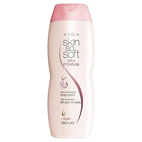 Avon Skin So Soft Silky Moisture Ultra Body Lotion 250 ml