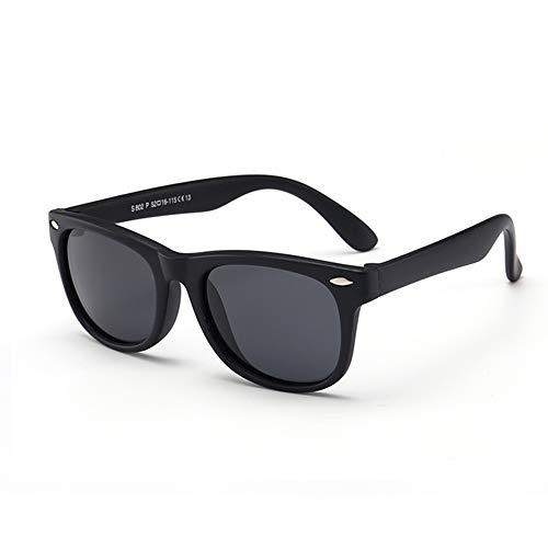 1578edee84 FOURCHEN Occhiali da sole polarizzati per bambini TPEE flessibile in gomma  per le ragazze da 3