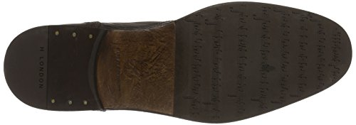 H.D. Hudson Mfg Co. Ashford Calf Brown, Derby homme Marron