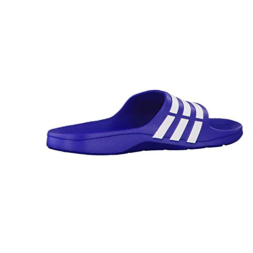 adidas Performance Sandales Duramo - Pointures : 37, Couleurs : Bleu - Blanc