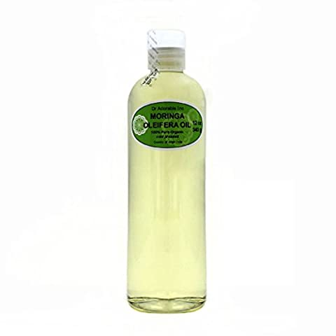 MORINGA OLEIFERA OIL BY DR.ADORABLE 100% PURE ORGANIC COLD PRESSED 12oz