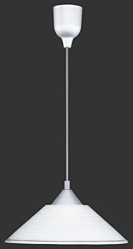 VAL1T301400101/121 - ILLUMINAZIONE PER INTERNI LAMPADARIO LAMPADA A SOSPENSIONE CUCINA COLORE TITANO VETRO ILLUMINAZIONE INTERNO VALASTRO LIGHTING