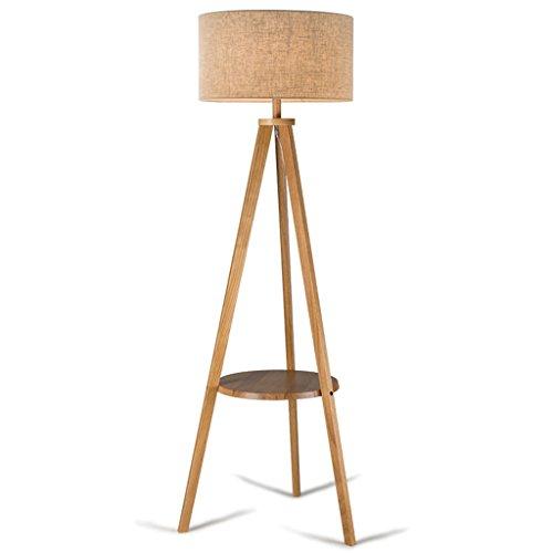 Hflyy Stehlampe Stehleuchte/Einfach Und Moderner Japanischer Kreativer Nordic American Style Vertikal Tisch/Kaffee/Wohnzimmer, 155cm [Energie Grade A] stehlampe Wohnzimmer (Color : #3) -