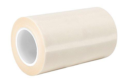 TapeCase 8-36-423-3 White UHMW Polyethylene Tape 423-3, 0.003 mil Thickness, 36 yd Length, 8