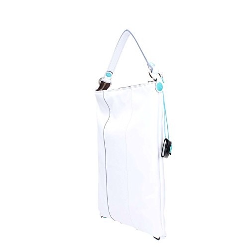 GABS , Sac pour homme à porter à l'épaule Bianco
