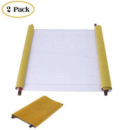 Wiederverwendbares chinesisches Magic Cloth Wasserpapier Kalligraphie Stoff Buch Notizbuch für chinesische Kalligraphie Praxis 1,5 m 150cm*45cm/59