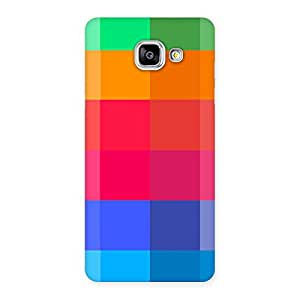 Neo World Colours Back Case Cover for Samsung Galaxy A5 2016 | Samsung Galaxy A5 2016 Cases and Covers | Samsung Galaxy A5 2016 Back Case | Samsung Galaxy A5 2016 Back Cover | Premium Quality Matte Finish