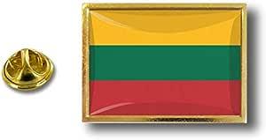 Spilla Pin pin's Spille spilletta Giacca Bandiera Distintivo Badge Lituania