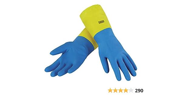 Leifheit Handschuh Grip Control Medium Gummihandschuhe Spülhandschuhe