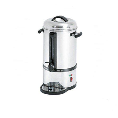 Cafetera de espresso, acero inoxidable 40 tazas - Bartscher A190145