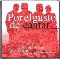 Por El Gusto De Cantar by Victor Manuel