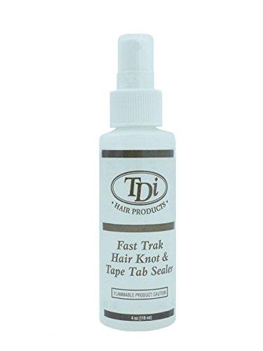 TDI Fast Trak Hair Knot Sealer Knüpfknoten-Versiegler 118ml 4oz. - Lace Sealer Perücke