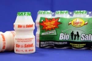 Bio Salud Ultured Dairy Beverage Original Flavor 1oz Each Pack of 5 by N/A