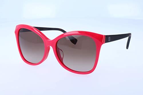 Fendi Damen Sonnenbrille, Pink, 56