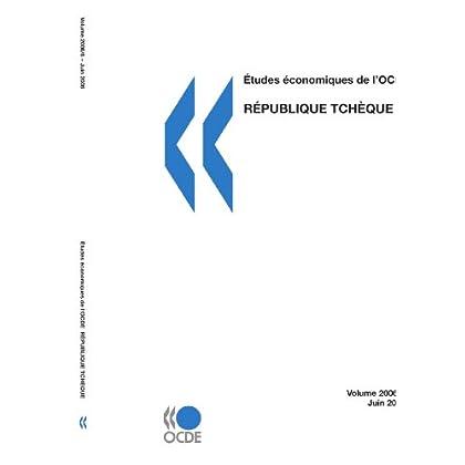 Études économiques de l'OCDE : République tchèque 2006: Edition 2006
