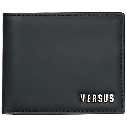 Versus Versace herren Geldbörse black - gun metal