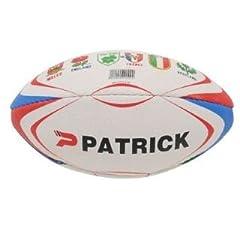 Idea Regalo - Patrick, mini-pallone da rugby