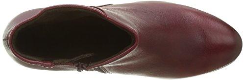 Gabor Comfort Sport, Bottes Classiques Femme Rouge (Dkreds.N/A.Ma/Mi)