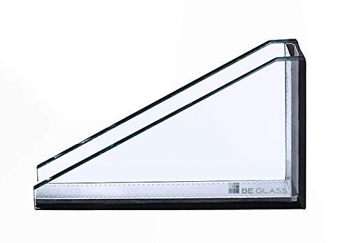 Isolierglas nach Maß, Größe bis 240 x 140cm, günstig ab Werk, Made in Germany. Ug-Wert 1,0W/m². Zuverlässige Lieferung mit eigener Spedition - optimale Versandkosten für größere Bestellungen.