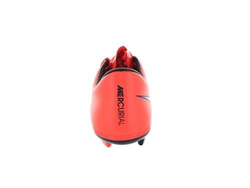 Nike Mädchen Jr Mercurial Vapor X Fg Turnschuhe Bright Crimson/Prsn Violet/Blk