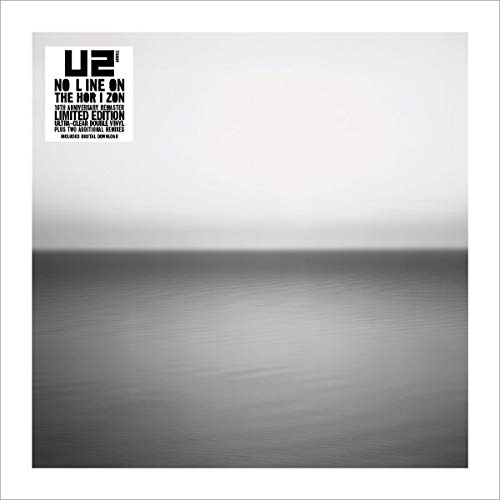 No Line on the Horizon (Ltd.Remastered Clear 2lp) [Vinyl LP] -